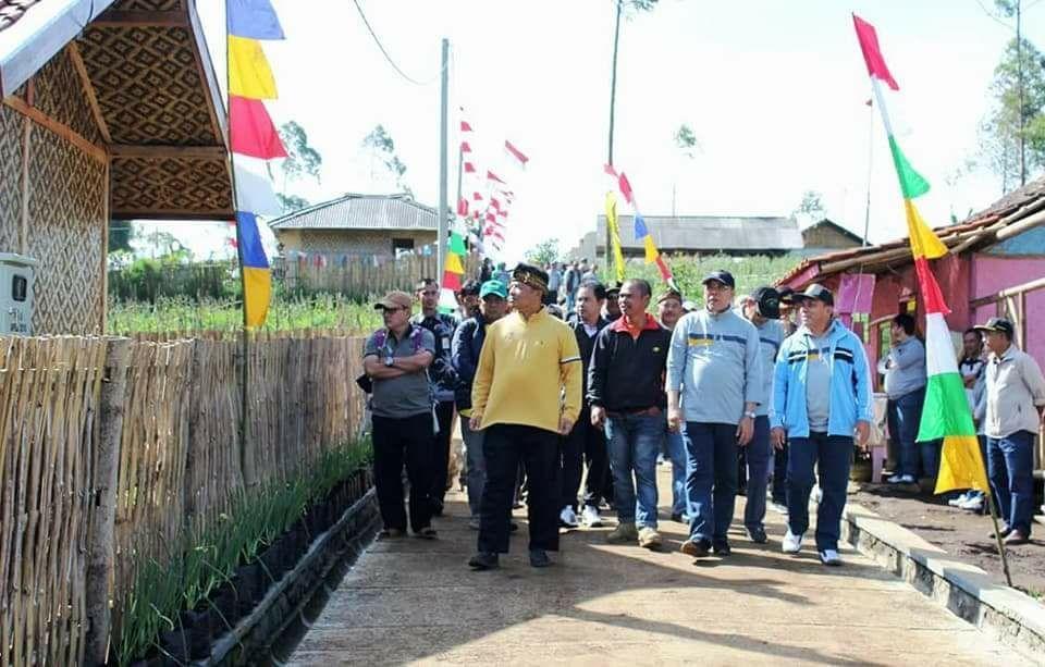 Disperkimtan : Kampung Cibuluh 'disulap' Menjadi Agro Wisata