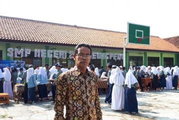 SMPN 2 Pameungpeuk Siap Menuju Adi Wiyata Provinsi