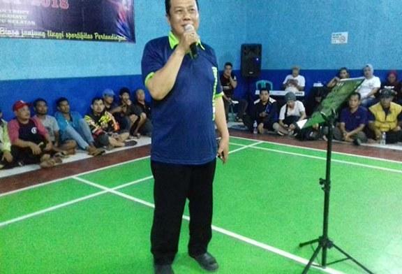 Riki Subagja dan Budi Santoso Ramaikan Babak Final Bulutangkis Marken Cup 2018