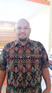 Ketua Pelaksana Musyawarah IJTI Rezyta Prasaja