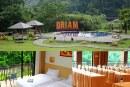 Bangunan Restoran dan Rumah Tinggal di Lokasi Wisata Tak Miliki IMB