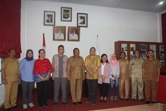 FES Jajaki Kerjasama dengan Pemkab Samosir