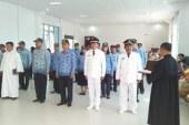 Bupati Samosir melantik 33 Pejabat Administrator dan Pengawas