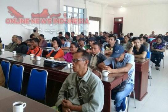 Bupati Samosir Tindak Tegas Para Pangkalan Jual LPG 3 Kg Diatas HET