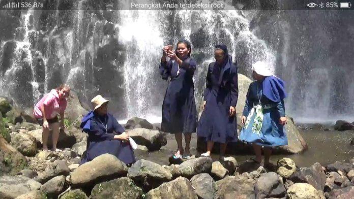 Berwisata Ke Samosir, Ini Pengakuan Komunitas Biarawati Velangkanni