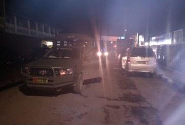 Kamtibmas, Polres Samosir Gelar Patroli Gabungan TNI dan Satpol PP