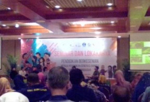 Seminar dan Lokakarya Pendidikan Berkesenian