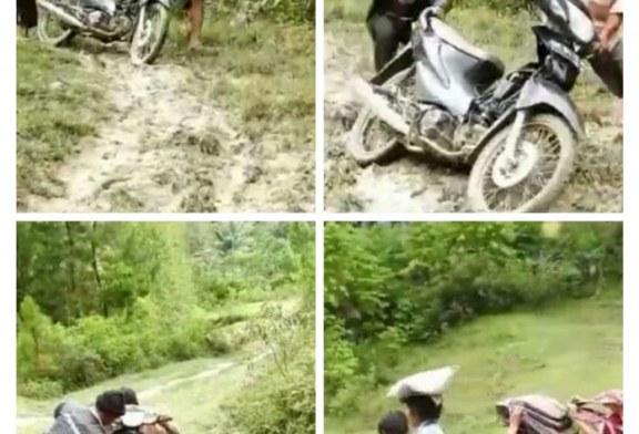Warga Desa Saor Nauli Hatoguan Rindukan Pembangunan Infrastruktur