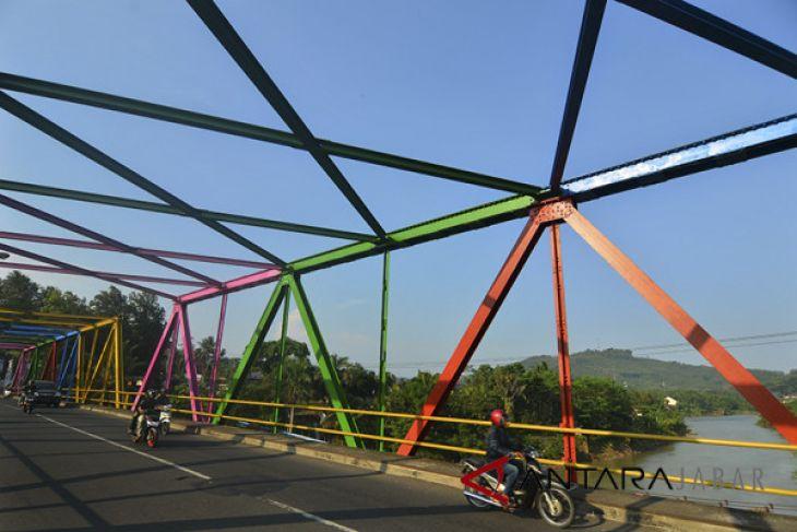 Jembatan Baru Sungai Citanduy