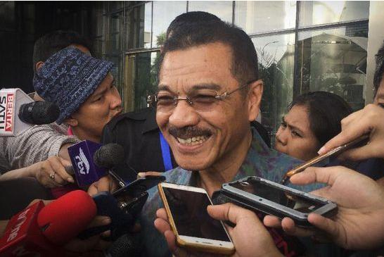 Korupsi Gedung IPDN, Gamawan Singgung Penilaian BPKP