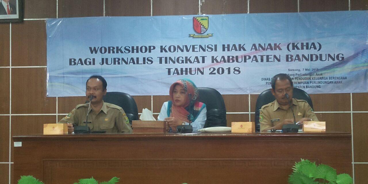Workshop Konvensi Hak Anak Bagi Jurnalis