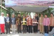 Wabup Launching Distribusi Beras Medium dari Poktan ke Toko Tani Indonesia