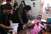 Rektor Hadiri Pemakaman Korban Tenggalamnya KM Kayu Sinar Bangun