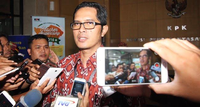 8 Saksi dari Pokja ULP dan Dinas PUPR Bengkalis Diperiksa KPK
