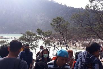 Kawah Putih Ciwidey Masih Jadi Primadona Wisatawan Lokal