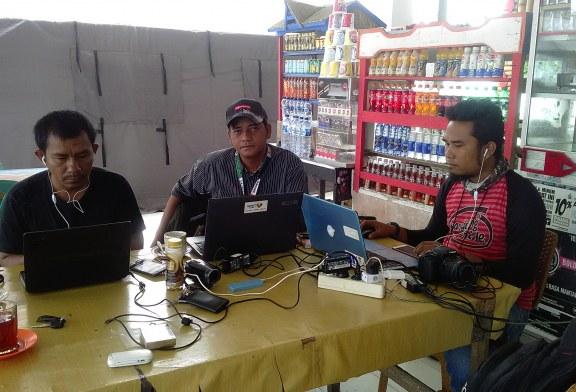 Pil Gusu 2018 di Kabupaten Samosir Aman dan Kondusip
