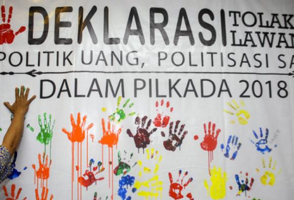 Panwaslu Garut: 17 Kecamatan Rawan Politik Uang