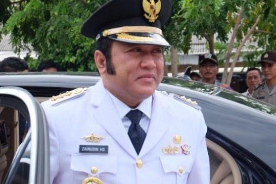 Bupati Lampung Selatan Zainuddin Hasan Ditangkap KPK