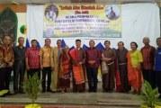 Bupati Samosir Hadiri Acara Perpisahan Pastor Elio Sihombing, OFMCap