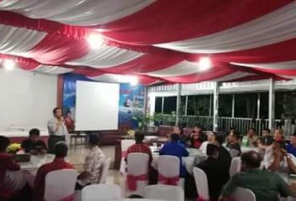 Ramah Tamah Bupati dengan Panitia KKR Yayasan Terang Ministry