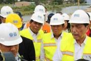 Luhut Panjaitan Pantau Pembangunan Proyek Nasional