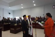 DPRD Kabupaten Samosir Gelar Rapat Paripurna PAW