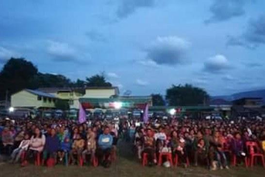 Ribuan Masyarakat Nikmati Layanan Kasih KKR Akbar