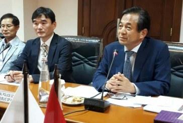 Kompolnas Korea Berkunjung ke Kompolnas RI