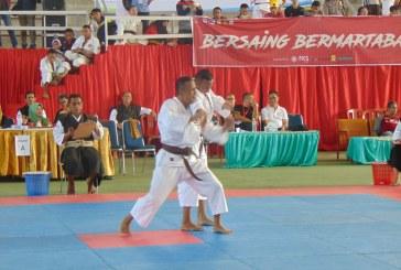 Cabor Kempo Masuk Dipertandingkan di Pekan Olahraga Pelajar