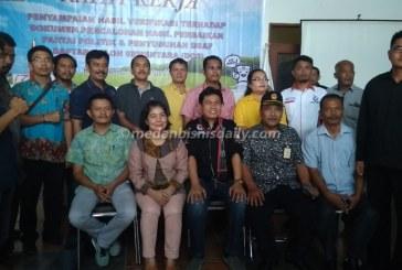 Inilah Daftar Calon Sementara Untuk DPRD Kab Samosir Pemilu 2019.