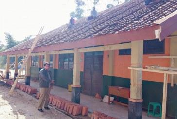 Disdik Kabupaten Bandung Rehab 100 unit SMP