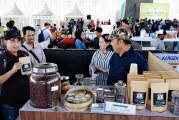 Lestarikan Makanan Tradisional, Ratusan Warga Soreang Makan Ali Agrem