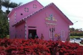 Candy House, Spot Unik Patut Anda Kunjungi