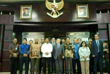 Kompolnas RI Menerima Kunjungan Kompolnas Jepang