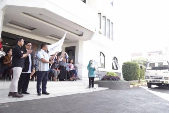 DPRD Jabar lepas bantuan untuk korban Gempa Lombok