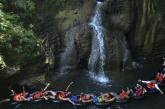 Wisata River Tubing Santirah