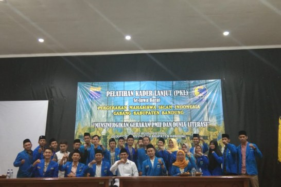 PC MII Kab Bandung Cetak Kader Penggerak Literasi