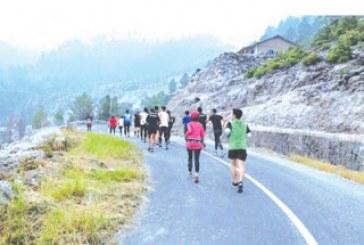 650 Pelari Ikuti Samosir Lake Toba Ultra Marathon