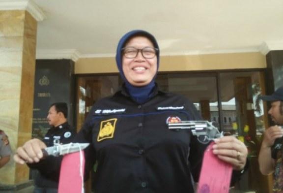 Oknum PNS Terlibat Begal Diamankan Polres Bandung