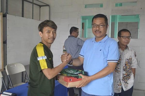Target Tim Futsal Kab Bandung Lolos Fase Gugur