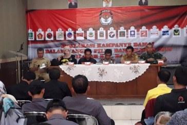 Panwas Rancaekek Gelar Deklarasi Kampanye Damai  Pemilu 2019