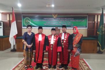 Bambang Myanto Dipromosikan Jadi Ketua PN Pekanbaru