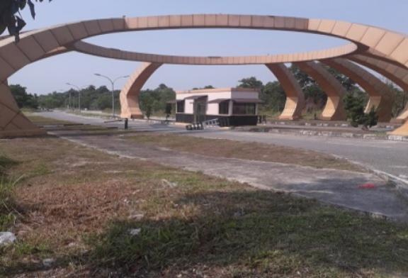 Stadion Utama Riau Dulu Megah, Saat Ini Tidak Terawat