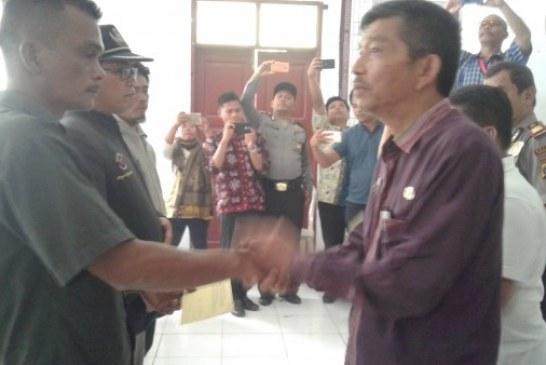 Anggota BPD Samosir Diduga Jadi Pengurus Partai