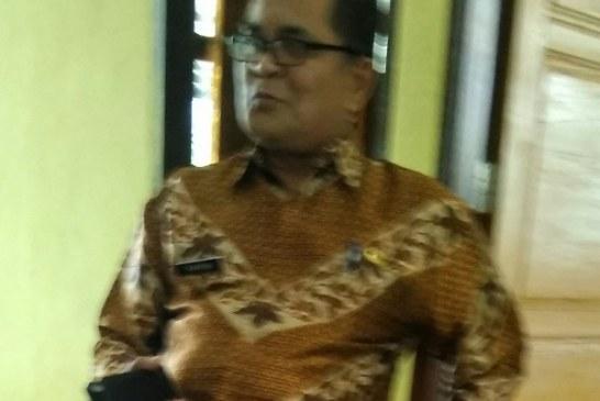 Kepala SMKN Cibogo Subang, Ir.Hamdani MM Terkesan alergi wartawan