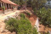 SD Cisabuk Alami Pergeseran Tanah, Dikhawatirkan Rawan Longsor