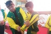 Bupati Melepas Kontingen Paralympic
