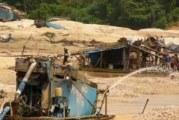 Riau Terus Perangi Penambangan Emas Ilegal