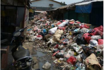 Pegiat Lingkungan Pertanyakan Keseriusan Pemerintah Kelola Sampah Pasar Tradisional