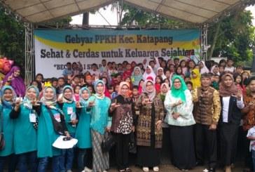 Gebyar PPKH di Kecamatan Katapang Berlangsung Meriah